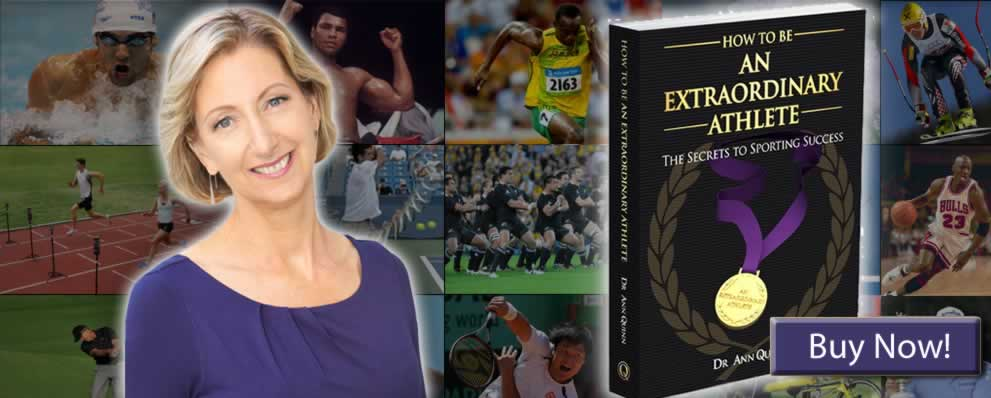 How to be an Extraordinary Athlete with Ann Quinn